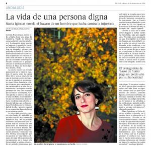 El País Sevilla - Lazos de Humo