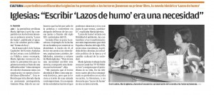 Lazos de Humo en Viva Jaén