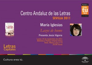 Presentación en Sevilla - María Iglesias